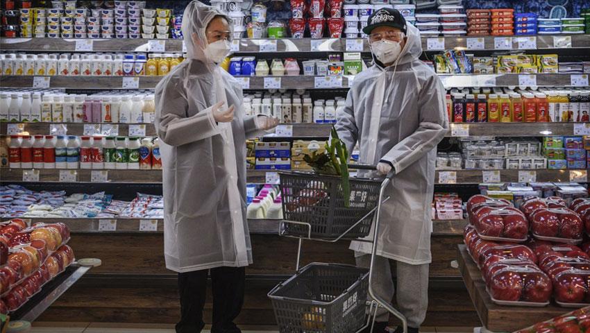 نکات پیشگیری از کرونا هنگام خرید مواد غذایی