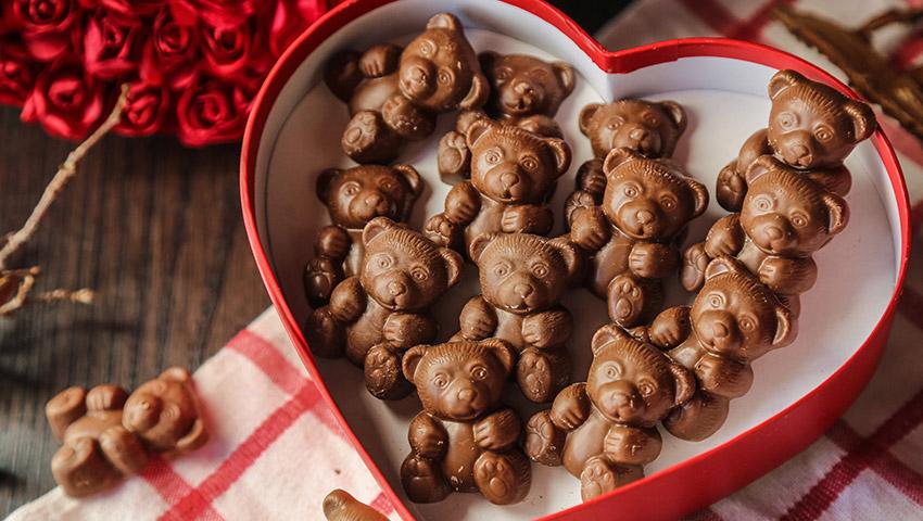 10 طرز تهیه شکلات خانگی روز عشق