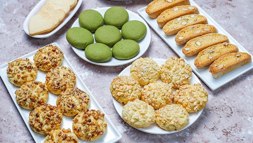 طرز تهیه شیرینی آجیلی مخصوص عید نوروز